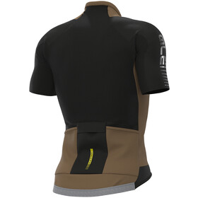Alé Cycling Off-Road MTB Attack Maillot Manches courtes Homme, dove grey